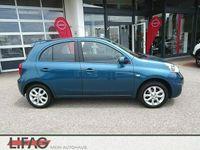 gebraucht Nissan Micra 1,2 Supermouse *Navi, Erstbesitz* Acenta