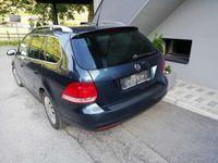 gebraucht VW Golf Variant 1.9 TDI 4Motion DPF Comfortline