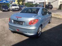 gebraucht Peugeot 206 CC Platinum