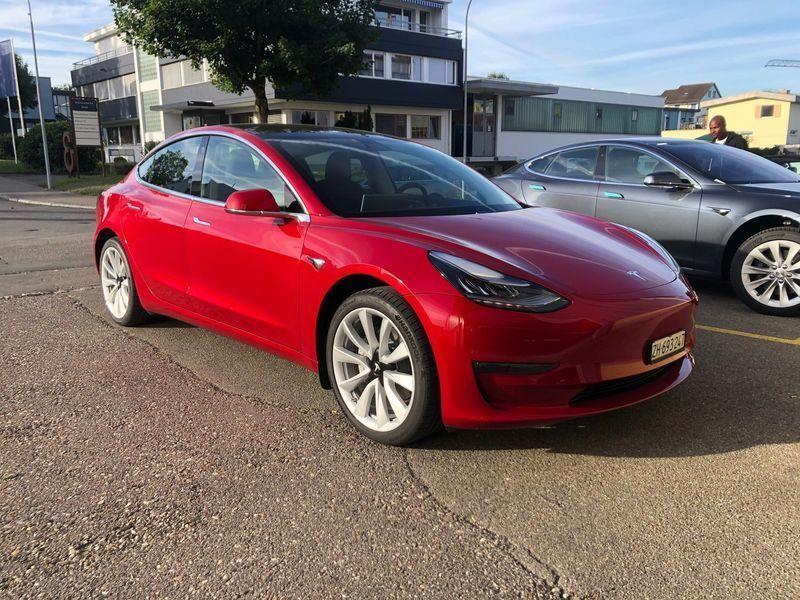 Verkauft Tesla Model 3 Long Range Dual., gebraucht 2019 ...