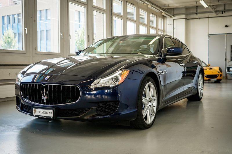 Gebraucht 2014 Maserati Quattroporte 3.8 Benzin 530 PS (41 ...