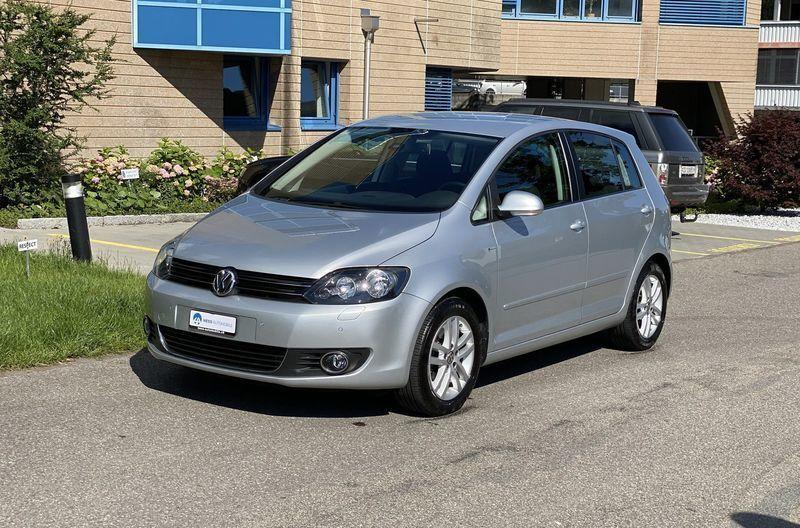 Volkswagen Golf dimensions (2008 / 1.4 16V Easyline)