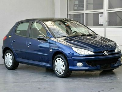 gebraucht Peugeot 206 1.6 HDI Premium