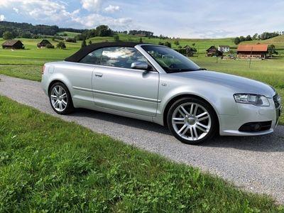 gebraucht Audi S4 Cabriolet 4.2 V8 quattro