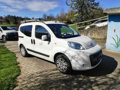 gebraucht Fiat Qubo Benzin/Erdgas
