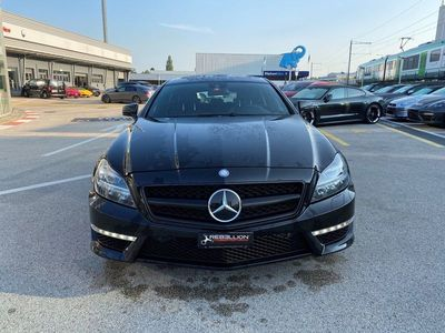 gebraucht Mercedes CLS63 AMG Shooting Brake AMG 4Matic Speedshift MC