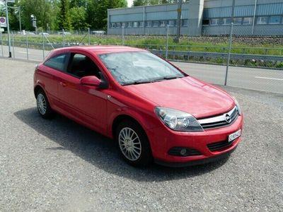 gebraucht Opel Astra GTC 1.6i 16V TP Edition