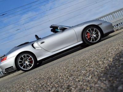 gebraucht Porsche 911 Turbo Cabriolet l 420 PS