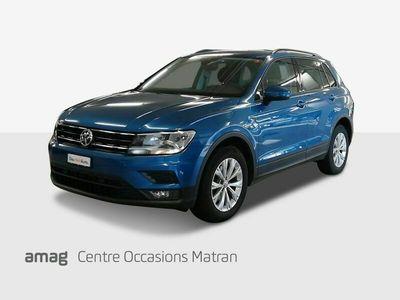 gebraucht VW Tiguan 1.4TSI Trendline 4Motion