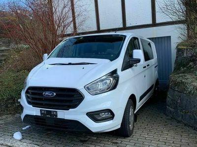 gebraucht Ford 300 Transit Custom Van 300 L1 2.0 TDCi 130 Trend Transit Custom VanL1 2.0 TDCi 130 Trend