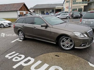 gebraucht Mercedes E350 T 4M