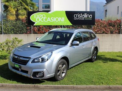 gebraucht Subaru Outback 2.0D Swiss AWD Lineartronic