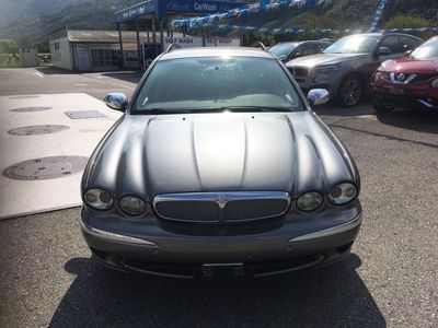 gebraucht Jaguar X-type Estate 2.5 V6 Traction4 Cl. Anniv. Pack Aut.