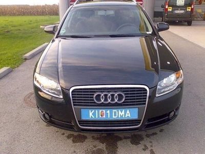 gebraucht Audi A4 Avant 1 9 Komfort TDI DPF Navi Kundendienst n