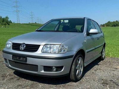 gebraucht VW Lupo Polo 1.4 Automat