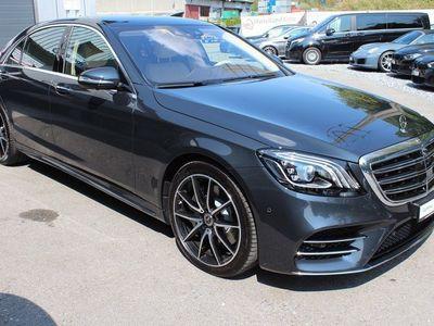 gebraucht Mercedes S560 S-KlasseL 4Matic 9G-Tronic