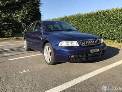 gebraucht Audi S4 B5