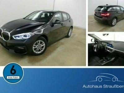 gebraucht BMW 118 i DKG Navi AHK Pano Qi HiFi LED NP:39.000 €