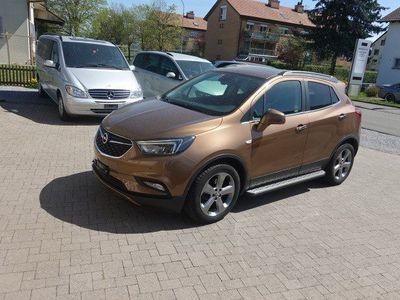 gebraucht Opel Mokka X 1.4i 16V Turbo Excellence 4WD Automatik