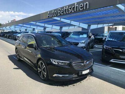 gebraucht Opel Insignia Sports Tourer 2.0 T Excellence AWD