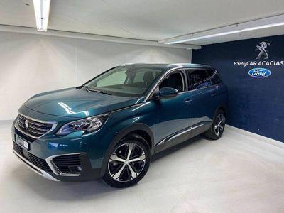 gebraucht Peugeot 5008 1.5 BlueHDi Allure EAT