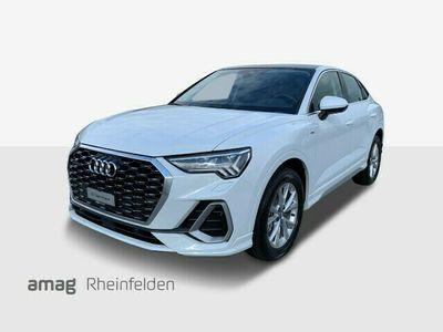 gebraucht Audi Q3 Sportback 40 TFSI S line quattro S-tronic