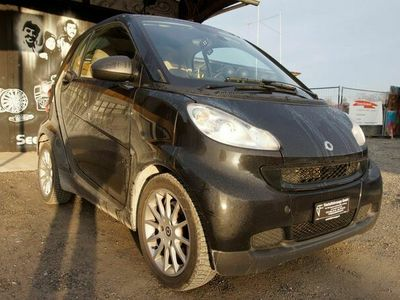 gebraucht Smart ForTwo Coupé pure cdi softouch