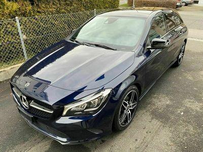 gebraucht Mercedes CLA200 Shooting Brake Night Star 7G-DCT