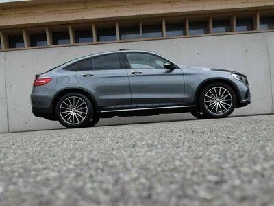 gebraucht Mercedes 350  GLC COUPÉd AMG LINE NIGHT PLUS 4MATIC 9G-TRONIC l 258 PS
