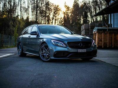 gebraucht Mercedes C63 AMG C-Klasse MercedesAMG