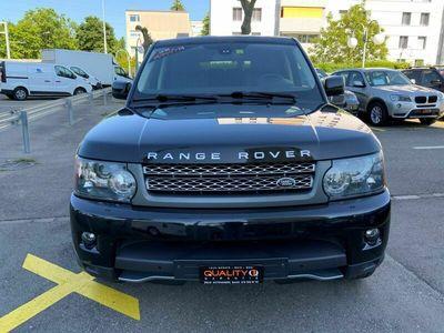 gebraucht Land Rover Range Rover Sport  5.0 V8 SC Automatic