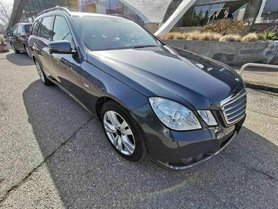 gebraucht Mercedes E350 CDI BlueEfficiency 4Matic 7G-Tronic