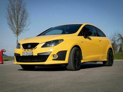 gebraucht Seat Ibiza SC Ibiza SC 1.4 TSI Cupra DSG (Kleinwagen) 1.4 TSI Cupra DSG (Kleinwagen)