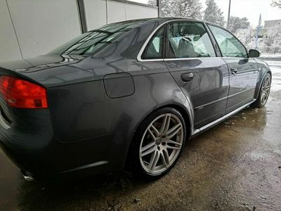 gebraucht Audi RS4 S4 / RS4B7 LIMOUSINE TOP ZUSTAND.