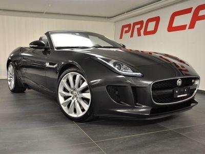gebraucht Jaguar F-Type Convertible S 3.0 V6 S/C