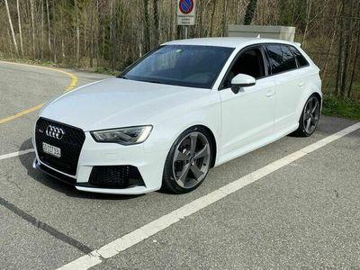 gebraucht Audi S3 Sportback S3 / RS3 RS3 8V Sportback / RS3 RS3 8V