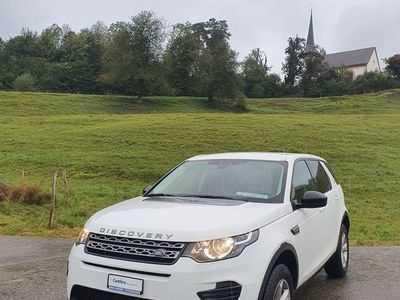 gebraucht Land Rover Discovery Sport 2.0 TD4 HSE Luxury AT9