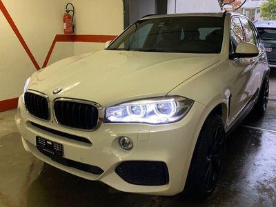 gebraucht BMW X5 xDrive 30d Steptronic - M Paket
