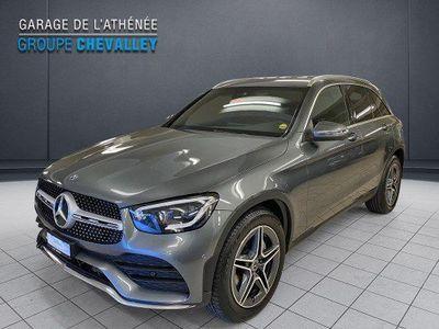 gebraucht Mercedes GLC220 d AMG Line 4Matic