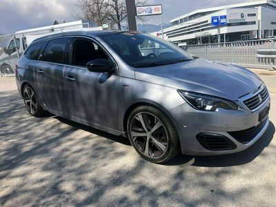 gebraucht Peugeot 308 SW 2.0 BlueHDI GT Automatic