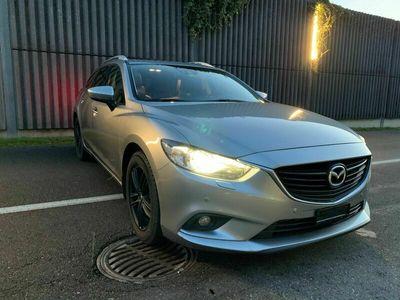 gebraucht Mazda 6 Sportwagon 2.2 D 16V HP Revolution