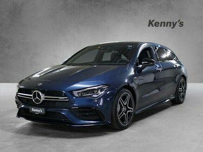 gebraucht Mercedes CLA35 AMG 4Matic Shooting Brake