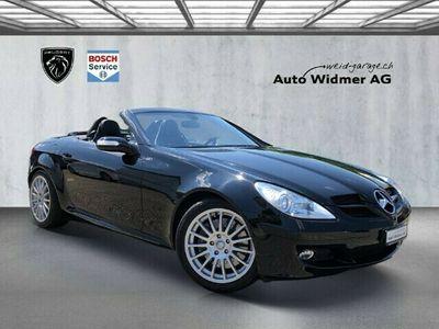 gebraucht Mercedes 350 SLK ·V6 Cabriolet *mit Flügeltüren*