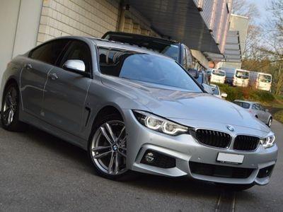 gebraucht BMW 430 Gran Coupé d xDrive M Sport Steptronic I NEUES MODELL