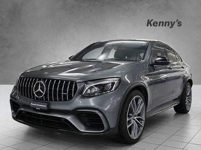 gebraucht Mercedes GLC63 AMG GLC-KlasseAMG 4Matic Coupé