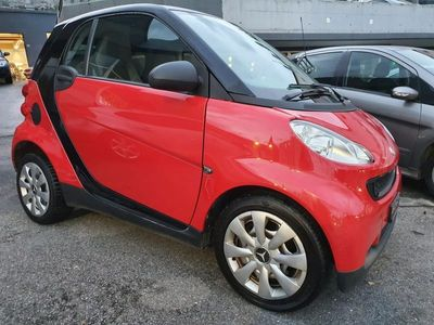 gebraucht Smart ForTwo Coupé Brabus softouch