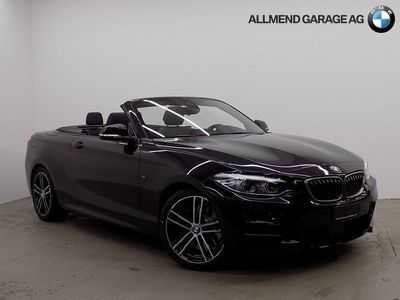 gebraucht BMW M240 xDrive Cabrio