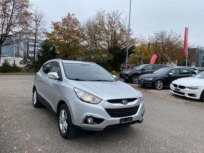 gebraucht Hyundai ix35 2.0 CRDi Premium 4WD Automatic
