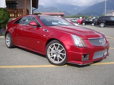 gebraucht Cadillac CTS 6.2 V8 SC
