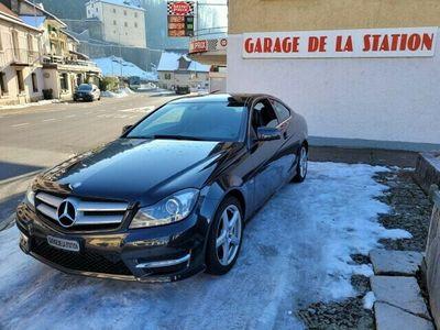 gebraucht Mercedes C250 C-KlasseCoupé 7G-Tronic